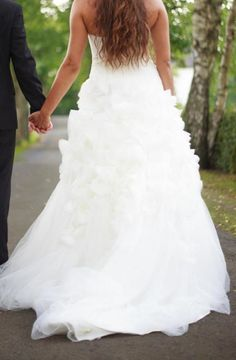 ♥ Hochzeitskleid mit Korsage und Schleier ♥  Ansehen: http://www.brautboerse.de/brautkleid-verkaufen/hochzeitskleider-mit-korsage-und-schleier/   #Brautkleider #Hochzeit #Wedding