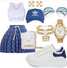 Boujee Outfits, Baddie Outfits Casual, Swag Outfits For Girls, Cute Swag Outfits, Cute Comfy Outfits, Dope Outfits, Teen Fashion Outfits, Retro Outfits, Polyvore Outfits