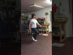 Clogging class - YouTube