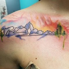 Why You Should (Or Shouldn't) Get a Watercolor Tattoo - Wild Tattoo Art
