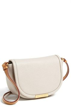 MARC BY MARC JACOBS 'Softy Saddle' Leather Crossbody Bag | Nordstrom