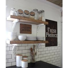 Farmhouse Kitchen: Before & After