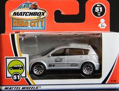Model Matchbox Pontiac Vibe