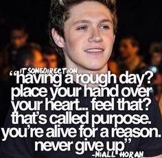 Discovered by Find images and videos about one direction, niall and imagine niall horan on We Heart It - the app to get lost in what you love. One Direction Quotes, One Direction Videos, One Direction Pictures, I Love One Direction, 1d Quotes, Cute Quotes, Motivational Quotes, Inspirational Quotes, Harry Styles Quotes