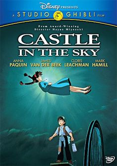 Castle in the Sky - Introduce your entire family to Castle In The Sky, featuring a timeless story of courage and friendship with stunning animation from acclaimed Academy Award–winning director Hayao Miyazaki (2002, Be... - All Products - DVD - $14.00