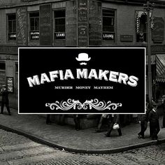 Are you looking for friends? Romance? Adventure? Maybe you're just looking  for a really intense weekend of role playing. Well, look no further! We've  got the scoop on everything ya'll need to know to get your year started off  with with a bang. In the interactive game of Mafia, no one's safe and  family is everything.
