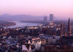 "Bonn and Siebengebirge -""seven mountains"""