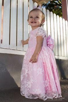 Cristiano Fernandes l Fotografia: Sessão da Princesa Lara para seu 1º aninho