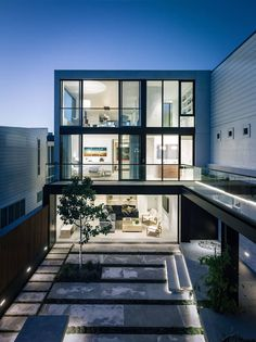 San Francisco Modern House in Architecture