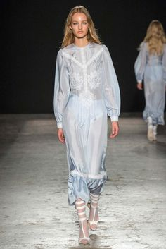 Francesco Scognamiglio Spring 2015 Ready-to-Wear - Collection - Gallery - Look 1 - Style.com
