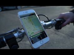 A new way to keep moving in busy cities - YouTube