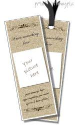 making photo bookmarks crafts pinterest photo bookmarks