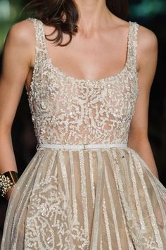 elie saab in diamond and starlight