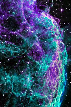 Universe, Deep Space, IC 443, a galactic supernova remnant in Gemini