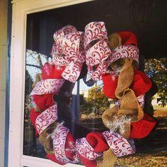 YoursTruly ChristmasWreath