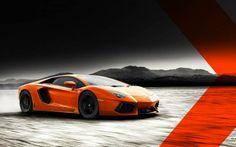 Lamborghini Aventador. You can download this image in resolution 1920x1080 having visited our website. Вы можете скачать данное изображение в разрешении 1920x1080 c нашего сайта.