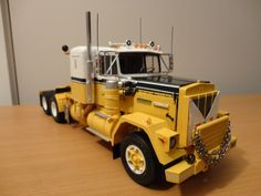 Alaska Hauler - Scale Auto Magazine - For building plastic & resin scale model cars, trucks, motorcycles, & dioramas