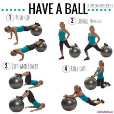 Adult stabilizer ball