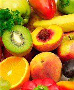 Alimentos saudáveis - foto: Getty Images
