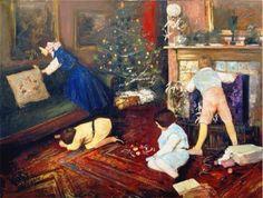 Russian artists. Nadejda Strelkina. Christmas gifts.