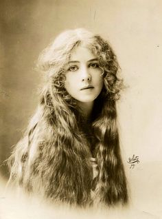 Broadway Actress Ione Bright c.1912