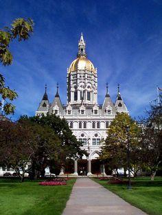 State Capital - Hartford