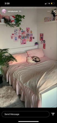 Room Design Bedroom, Room Ideas Bedroom, Bedroom Decor, Cute Room Ideas, Cute Room Decor, My New Room, My Room, Chill Room, Study Room Decor