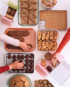 Cookie Recipes | How To and Instructions | Martha Stewart
