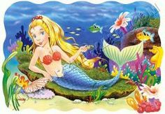 Little Mermaid (20 parça) Castorland Çocuk 13,50 TL 13,10 TL (%3 havale indirimi)