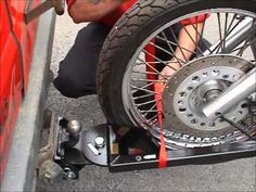 FREE SHIPPING! 1-844-TOW-STER Patented Tow Rack 5-year Warranty - YouTube