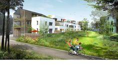 Le concept architectural | Ecoquartier Le Pyla