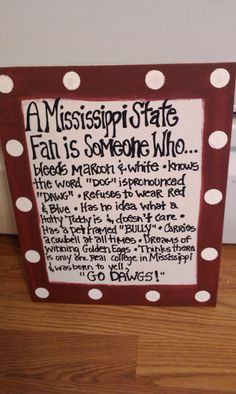 Mississippi State Fans