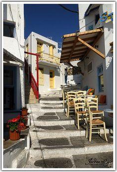 GREECE CHANNEL | Mykonos Street