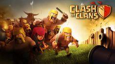 De laatste tijd game ik niet meer zoveel, maar er is een game dat ik nog altijd leuk vind om te spelen op mijn ipad: Clash of Clans