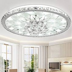 RGB LED 14 W Decken Strahler Esszimmer Leuchte dimmbar Fernbedienung Big Light