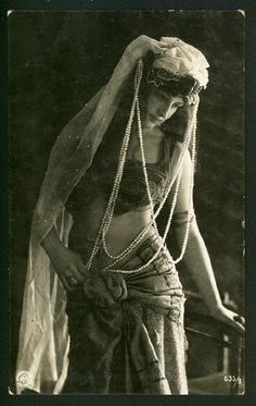 old style bellydance