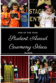 Need new End of the Year ideas? Give your kiddos the red carpet treatment cheap and easy!