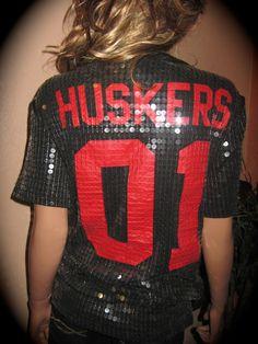 Huskers 01 shirt