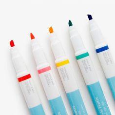 Poketo Double Tip Pen Set