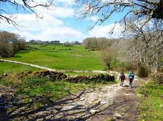 Hiking Spain's Oldest Trail: Camino De Santiago  Over 1,000 years of relentless feet, hooves, and bike tires have literally carved this trail into the earth, making it one of the most famous pilgrimages in the world.
