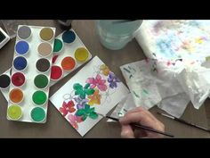 Video by Kathy Racoosing using brand New Simon Says Stamp from the Hop To It release.
