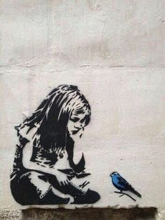 "almaraye: "" @iznogoodgood: ""@Cesar_plz: Banksy #StreetArt . """