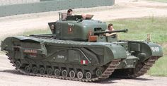 Churchill Tank https://www.flickr.com/photos/81434693@N00/7496522668/in/faves-31371338@N04/