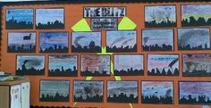 The Blitz classroom display photo - Photo gallery - SparkleBox