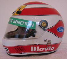Nelson Piquet - 1991 Benetton F1