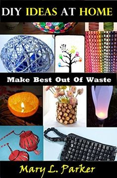1000 images about diy best out of waste on pinterest for Best out of waste house