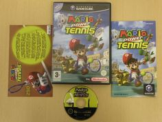 #Nintendo #gamecube game * #mario power tennis * complete retro rare gc1283,  View more on the LINK: http://www.zeppy.io/product/gb/2/292004534207/