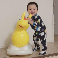 Instagram media pu9_chan - #男の子#9ヶ月#赤ちゃん#ロディ