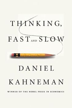 """The most detailed book summary of """"Thinking, Fast and Slow"""" by Daniel Kahneman. Get the main points of """"Thinking, Fast and Slow"""" with Shortform book summaries. Best Books To Read, Great Books, Wall Street, Reading Lists, Book Lists, Reading Strategies, Book Club Books, My Books, Book Clubs"""