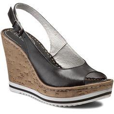 Sandały LASOCKI - D101 Czarny